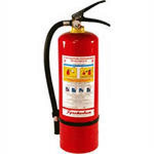 Огнетушитель ОП-4 (з) (А, В, С, Е)