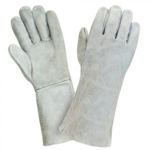 Краги, перчатки для сварщика, спилковые