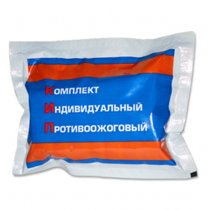 """Комплект индивидуальный противоожоговый с перевязочным пакетом """"АППОЛО"""""""