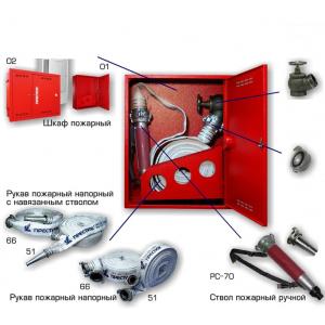 Пожарный шкаф, люк пожарный
