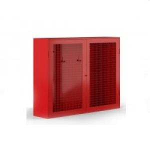 Щит противопожарный закрытого типа с сеткой (1300х1000х300)