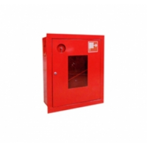 Шкаф пожарный ШПК-310 встраиваемый открытый кр/бел