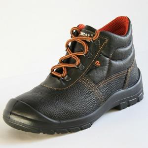 Ботинки ПУ с искусственным мехом и метал. носком (ФорЭк +мет.нос)