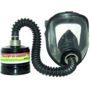 Противогаз ПФСГ-98 с фильтром ДОТ 600 с маской ШМ-2012, МАГ