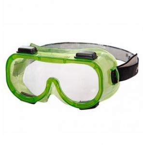 Очки защитные закрытые ЗН4 ЭТАЛОН с непрямой вентиляцией