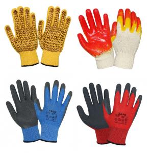 Перчатки защитные от механических повреждений