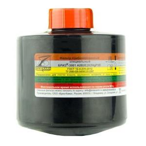 Фильтр противогазовый А2В2Е2К2HgP3D