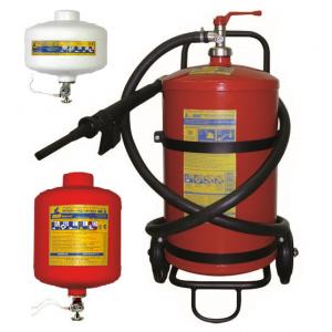 Модули, Извещатели дымовые, Воздушно-пенные огнетушители