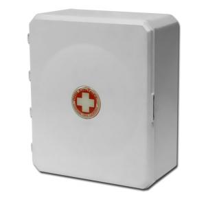 Аптечка для организаций, предприятий, учреждений на 100 чел. ( 2 пластиковых шкафа)