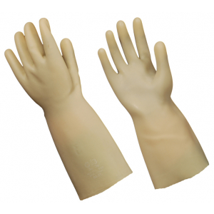 Перчатки диэлектрические (бесшовные)