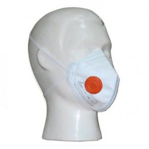 Маска медицинская Бриз-1106М с клапаном выдоха FFP3 (продажа от 20 шт. организациям или ИП)
