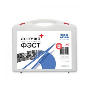 Аптечка первой помощи работникам (приказ №169н) пласт. чемодан