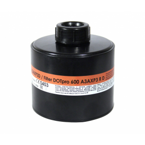 Фильтр для противогаза ДОТ про 600 А3AXP3D