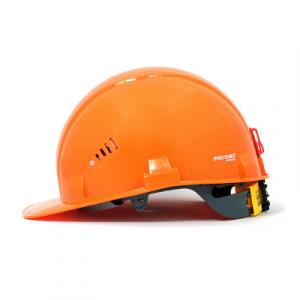 Каска защитная СОМЗ-55 Favorit оранжевая (крепление ZEN)