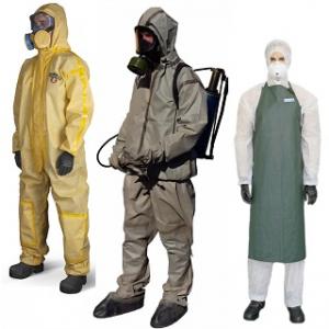 Защита от кислот, щелочей