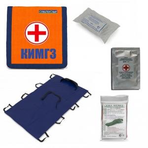 Медицинское имущество ГО и ЧС (кимгз, ипп-1, сумка, кип и т.п.)