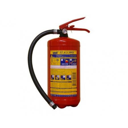 Огнетушитель МИГ ОП-4 (А, В, С, Е)