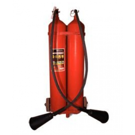 Огнетушитель углекислотный ОУ-15