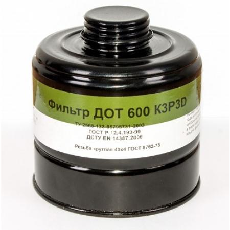фильтр ДОТ 600 марка К3Р3D