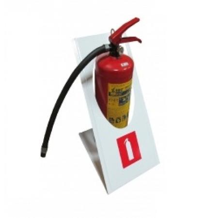 Подставка металлическая для огнетушителя П-7