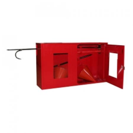 Щит металлический противопожарный закрытого типа с окнами