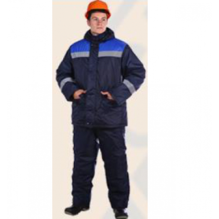 Куртка Стандарт с капюшоном, СОП, утеплителем