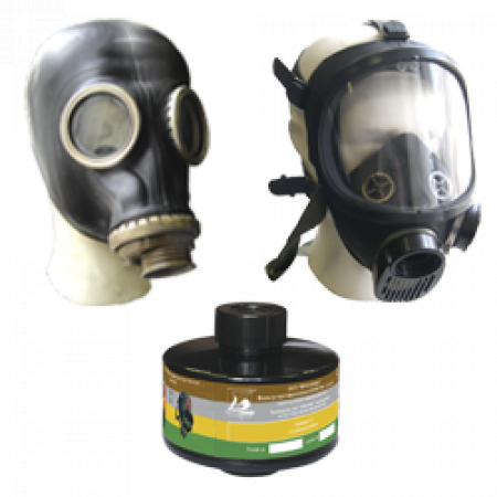 Противогазы Бриз-3301 промышленные противогазы