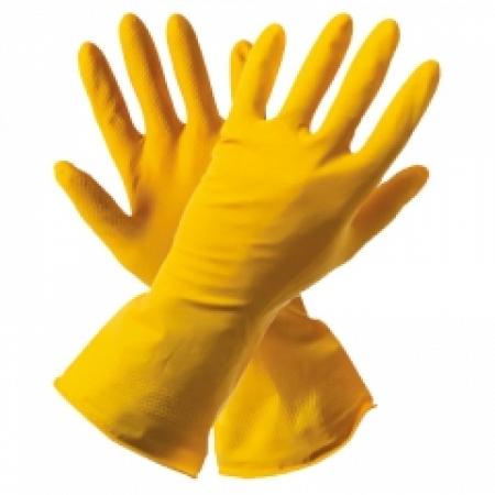 Перчатки хозяйственные 2-й сорт