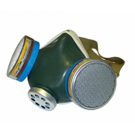 Респиратор противогазовый РПГ-67 с фильтром  ДОТ 120 марки А1В1Е1