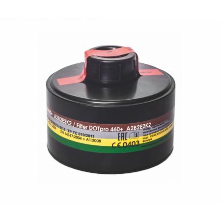 Фильтр противогазовый ДОТ про 460 + А2В2E2К2