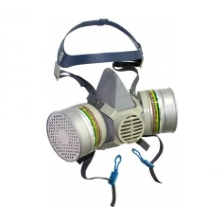 Респиратор фильтрующий КАМА СТАНДАРТ с фильтрами ДОТ 120